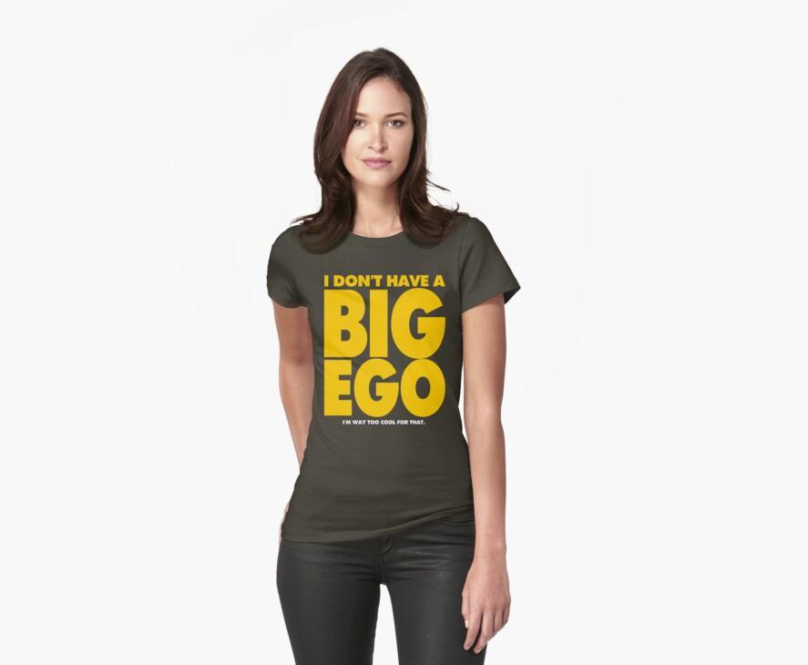 BIG EGO by DAVID ROBERT WOOTEN