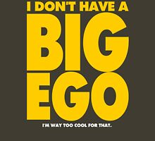 BIG EGO Womens Fitted T-Shirt