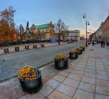 Warsaw - Streets - 348/365 by Pawel Tomaszewicz