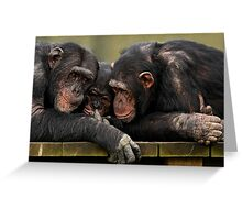 Planning the Great Escape! Greeting Card