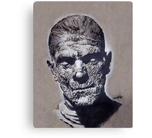 The Mummy Canvas Print