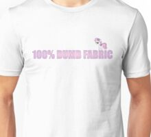 100% Dumb Fabric Unisex T-Shirt
