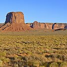 Morning in Monument Valley by Graeme  Hyde