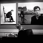 coffee with paul.. by Michelle McMahon