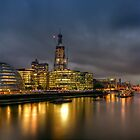 London Skyline by Leadinlines