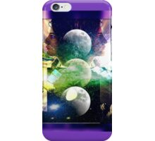 Looking to the future and to the past iPhone Case/Skin