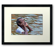 Religious Faith-2/2011 Framed Print