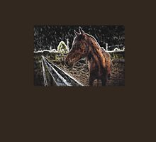 Brown Horse in a Field T-Shirt