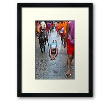 Religious Faith-3/2011 Framed Print
