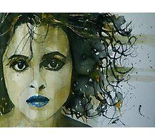 Helena Bonham Carter  Photographic Print