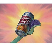 Canned Bread Photographic Print