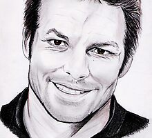 Richie McCaw portrait by jos2507