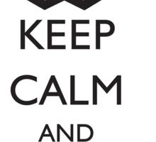 STICKER - KEEP CALM AND CALL TORCHWOOD Sticker