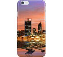 Perth City, Western Australia iPhone Case/Skin