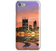 Perth City, Western Australia iPhone Case/Skin