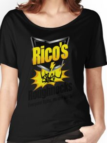 Rico's Roughnecks Women's Relaxed Fit T-Shirt