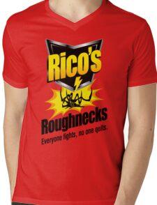 Rico's Roughnecks Mens V-Neck T-Shirt