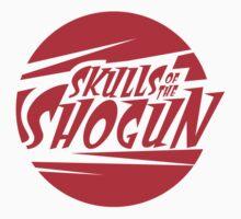 Rising Sun Skulls of the Shogun by HauntedTemple
