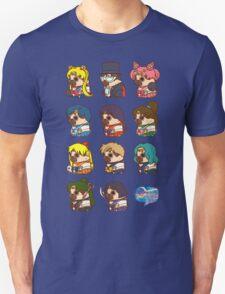 Pretty Soldier Sailor Puglie Unisex T-Shirt