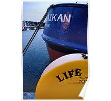 Alaskan Life Poster