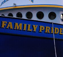 "The ""Family Pride"" by Jennifer Swanberg"