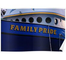 """The """"Family Pride"""" Poster"""