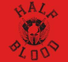 Camp Half-Blood One Piece - Short Sleeve