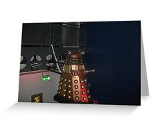 MUST... EXTERMINATE... JACK!!!!!!!!!!!!! Greeting Card