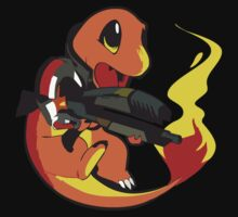 Charmander Shepard Kids Clothes