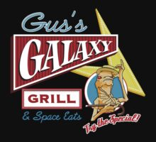 Gus's Galaxy Grill by Ryan Sawyer