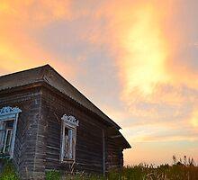 Old building by Valeriy  Pisanov