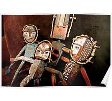 Aluti'iq Figurines Poster