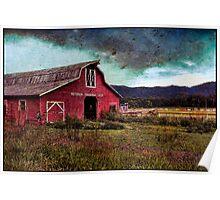 Rural Americana Poster