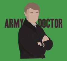 Sherlock - Army Doctor Kids Clothes