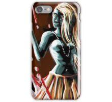 blood magic queen iPhone Case/Skin