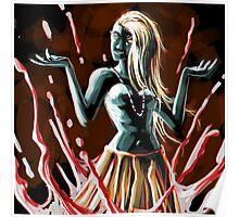 blood magic queen Poster