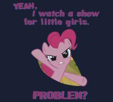 Problem with Pinkie Pie? Kids Tee