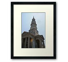 Charleston, SC Framed Print