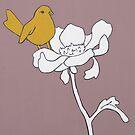 Bird in Bloom by MDcreated