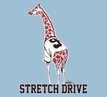 Stretch Drive Belt Giraffe Kids Clothes