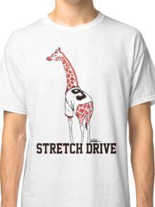 Stretch Drive Belt Giraffe Classic T-Shirt
