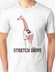Stretch Drive Belt Giraffe T-Shirt
