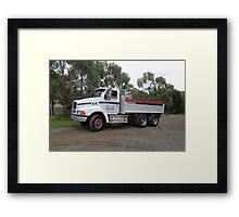 Ford Sterlng Louisville - Barry Feil Hobart Framed Print