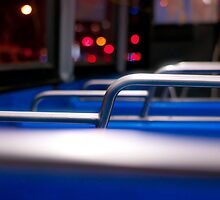 In the bus by Laurent Hunziker
