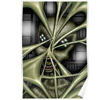 Alien Captive  Poster