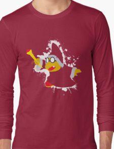 Kamek Splattery Shirt Long Sleeve T-Shirt