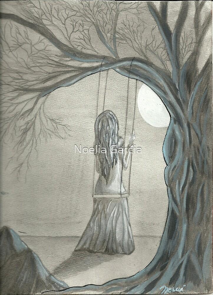 MOON LIGHT  by Noelia Garcia