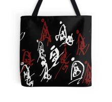 Signature plate Tote Bag