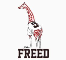 Freed Belt Giraffe by swiener