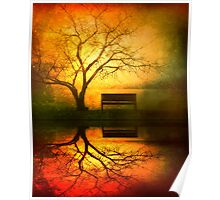 And I Will Wait For You Until the Sun Goes Down Poster